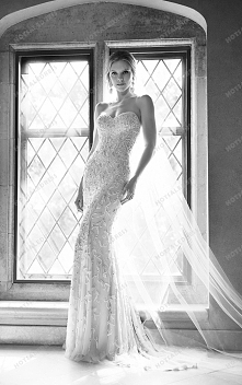 Martina Liana Slim Wedding Dresses Style 650