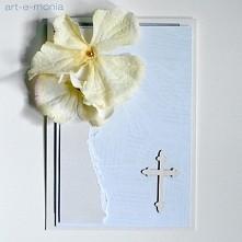 kartka z okazji Chrztu
