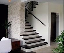 kamień i schody