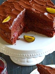 Ciasto czekoladowe bezglute...