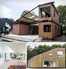 eko dom,szkoda,że nie nasz klimat :)