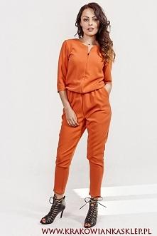 pomarańczowy kombineozn