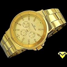 Uwielbiam złote zegarki!  zegarkowamoda.pl