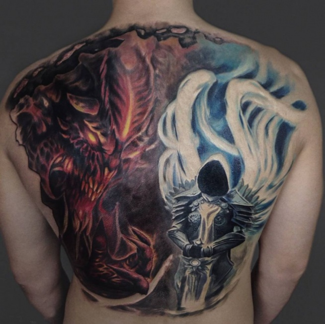 Tatuaże D Inspiracje Tablica Kaen Na Zszywkapl