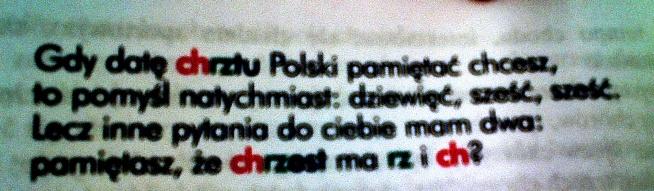 data chrztu polski 996
