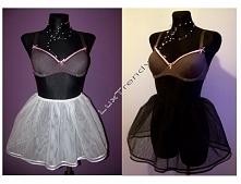 HALKA TIULOWA pod spódnicę sukienkę PIN UP !!!