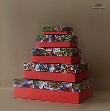 Opakowania handmade na prezenty