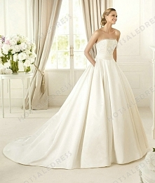 Wedding Dress - Style Pronovias Dalamo
