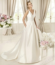 Wedding Dress - Style Pronovias Dallas