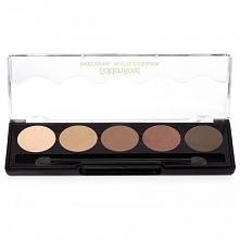 Paleta cieni do powiek Golden Rose - Professional Palette Eyeshadow (kolor 10...