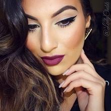 Cudowny kolor szminki ♥