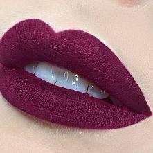 Karmin, burgund, mocna czerwień - jesienne kolory podkreślające nasze usta ❤