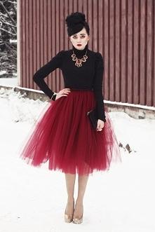 tiul zawsze w modzie