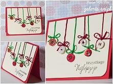 Kartka na Boże Narodzenie :)
