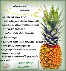 Ananas jest sprzymierzeńcem w odchudzaniu. Pod warunkiem, że spożywamy go na świeżo a nie z puszki. Wszystko dzięki bogatej zawartości witamin, minerałów i bromeliny o właściwoś...