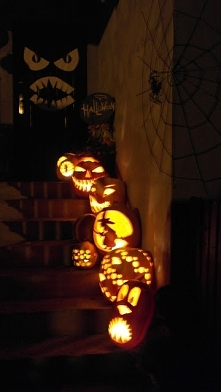 Dynie na Halloween-dużo pomysłów zapraszam