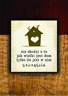 dom#szczęście