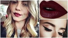 Usta <3! Podkreśl je, aby skusić swoją miłość :* i oczy ładnie podkreślone eyelinerem lub kredką <3! Cudnie takie zestawienie wygląda.