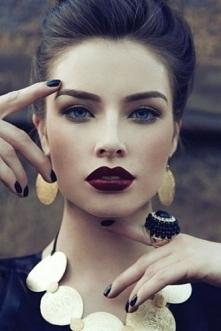 Mój idealny jesienny makijaż <3!