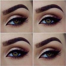 ciągle dążę do tego, żeby wykonać perfekcyjny makijaż oka... może kiedyś się ...