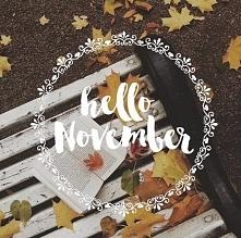 Hello November! :)
