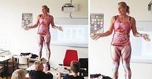 Nauczycielka biologii ma swój sposób, żeby uczyć anatomii. Sprawdza się świet...