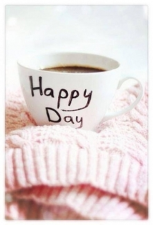 happy day :)