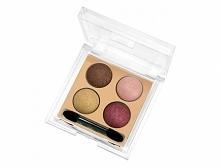 <3 Rozświetlenie oka w idealnych jesiennych kolorach to must have każdej zawartości kosmetyczki która potrzebuje produkt dający świetliste wykończenie makijażu dzięki drobink...