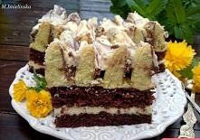 """ciasto """"góra lodowa&qu..."""
