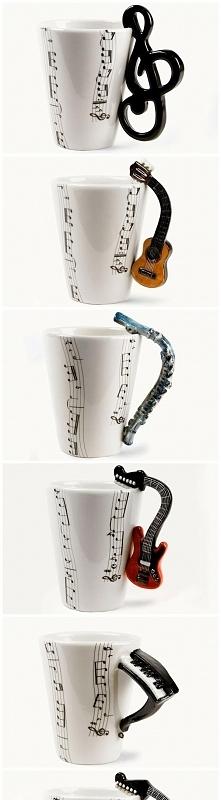 Muzyczne kubki :)