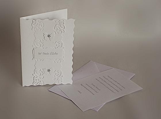 """Kartka handmade """"w dniu ślubu"""" Robiona ręcznie z dużą dozą cierpliwości i... serca!"""