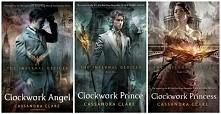 Diabelskie maszyny - Cassandra Clare świetna seria ❤