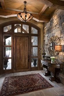 Wielkie wejście do domu- marzenie!