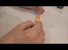 Propozycja paznokci halloweenowych hybryda Cosmetics Zone