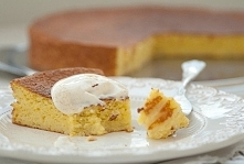 Pyszne dietetyczne ciasto na chłodne wieczory z użyciel ksylitolu.