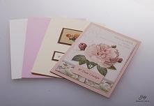 Kartki na urodziny :) Piękn...