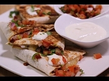 zjadłby ;D - meksykanska-kanapka-quesadilla