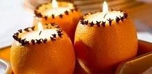 Najbardziej świąteczne i aromatyczne świeczniki:)