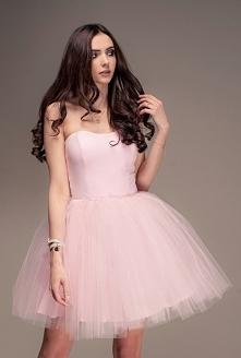 Princess. Gorsetowa różowa ...