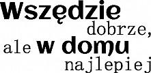 Naklejka na ścianę z serwisu Najlepszenaklejki.pl