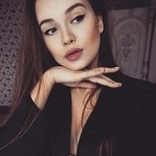delikatny makijaż pięknie podkreślone oczy
