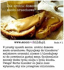 Jak zrobić masło orzechowe!