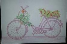 rower.kredki.dekoracja.- ellyzet