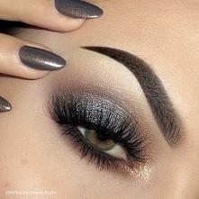 Szare makijaże krok po kroku. Jak pomalować oczy>>>