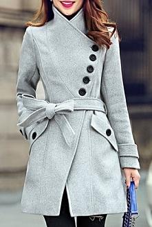 Przepiękny płaszcz