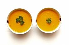 Zupa dyniowa. Przepis po kl...