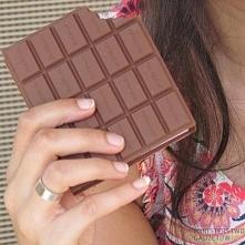 Co powiecie na czekoladowy notatnik ?
