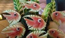 Arbuzowe rybki