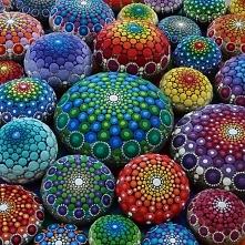Mandala Stones :)