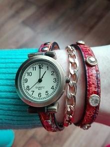 Mój zegarek.